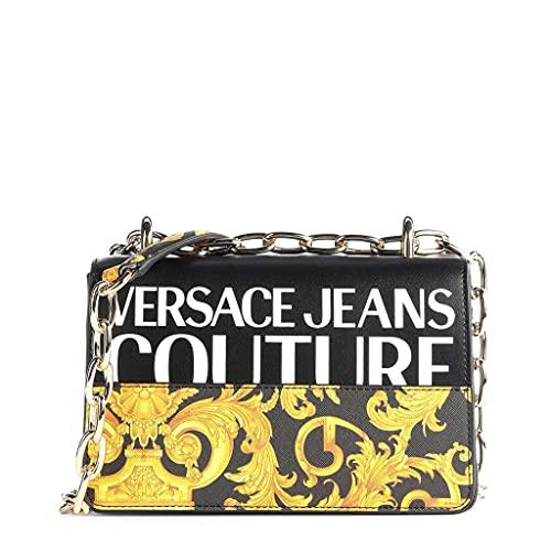 Versace Borsa da donna Jeans Un accessorio per distinguersi in ogni occasione. Collezione Primavera Estate 2021