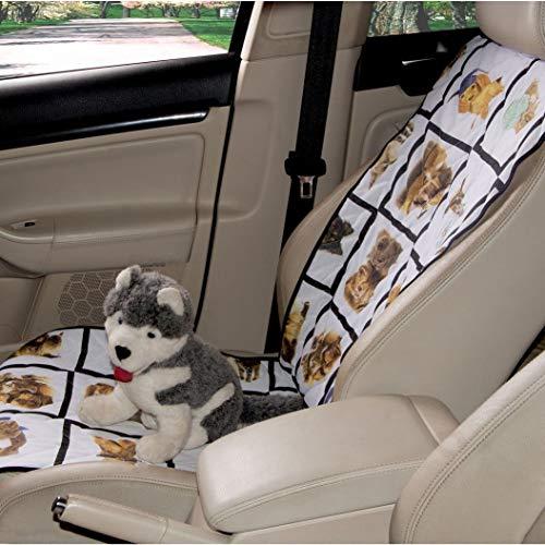 Protetor Pet para Banco Dianteiro de Veículo