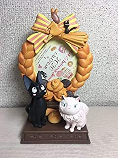 難 魔女の宅急便 キキ ジジ 2020年 カレンダー フィギュア ジブリじぶり 宮嵜駿 不朽 名作