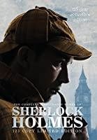 The Complete Illustrated Works of Sherlock Holmes: 123 Year Collectors Edition 123 Copy Limited Edition