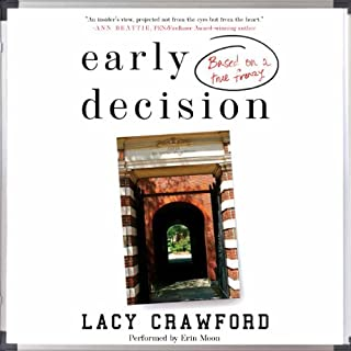 Early Decision audiobook cover art