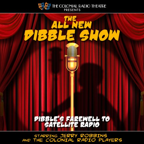 The All New Dibble Show audiobook cover art