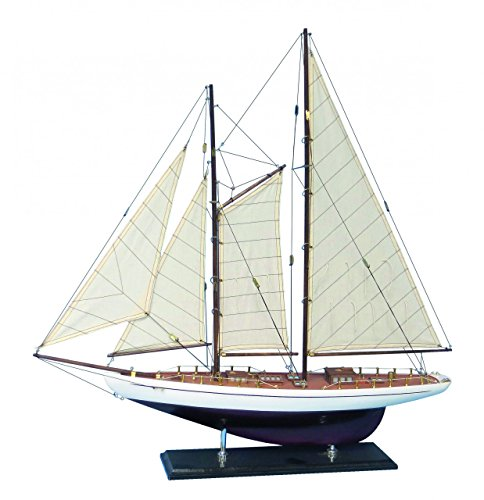 Navyline Holz Modellschiff Zweimaster