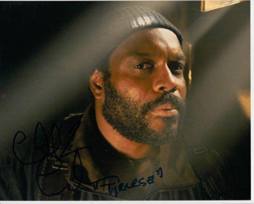 Tschad Coleman Signiert 10x 8Farbe Foto–The Walking Dead–Left 4Dead 5,1–254cm Person Dealer, UACC Registriert # 242