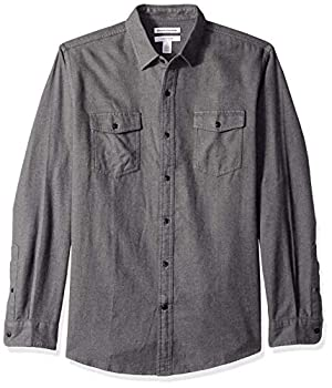 Best solid color flannel shirt Reviews