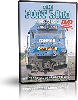The Port Road, Conrail SD40-2 Cab Ride, Holtwood Dam to OAK