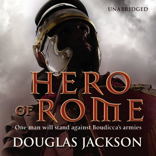 Hero of Rome audiobook cover art