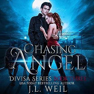 Chasing Angel audiobook cover art