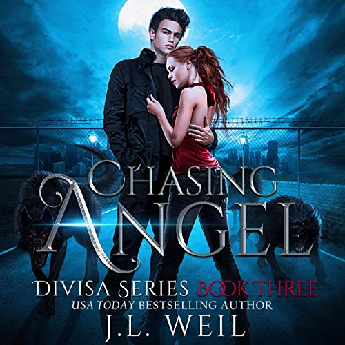 Chasing Angel audiobook cover art