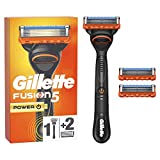 Gillette Fusion5 Power - Afeitadora para hombre (incluye 3 cuchillas de recambio)
