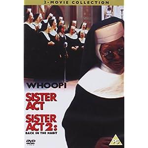 Sister Act / Sister Act 2 - Back In The (2 Dvd) [Edizione: Paesi Bassi] [Edizione: Regno Unito]