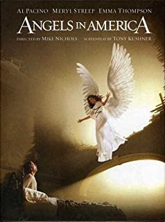 ANGELS IN AMERICA (WS) (DVD)