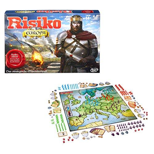 Hasbro B7409 Niños y adultos Estrategia - Juego de tablero (Estrategia, Niños y adultos, 14 año(s))