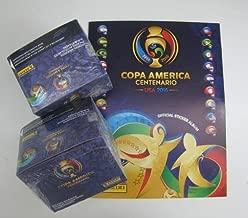 USA 2016 Copa America CENTENARIO Panini 100 packs and Album , Total of 500 stickers