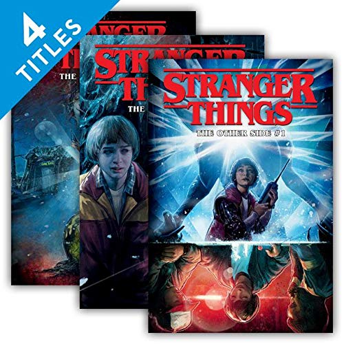 Price comparison product image Stranger Things Set (Stranger Things: The Other Side)