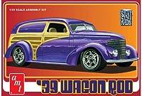 AMT1050 1/25 1939 ワゴンロッド