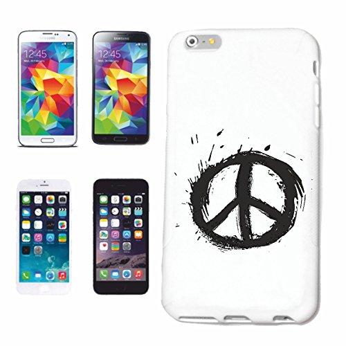 Helene Funda para teléfono móvil compatible con Samsung Galaxy S8+ Plus, libertad de paz, respeto por el medio ambiente, naturaleza, futuro, paz, paz, paz, respeto al medio ambiente