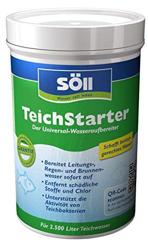 Söll Bassin Starter – Le Eau Universel 250 g für 2.500 Liter