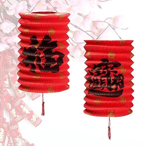 CALALEIE 10 STÜCKE ChineseFu