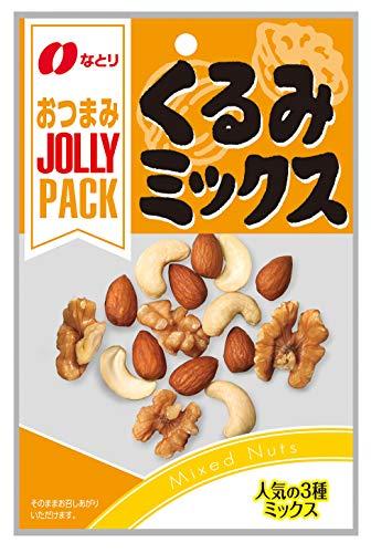 なとり ジョリーパックくるみミックス 28g ×10袋