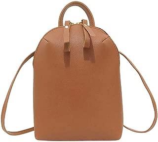 Everpert Women Pu Handbag Crossbody Bag Girls Mini Shoulder Bags
