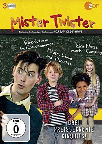 Preisvergleich Produktbild Mister Twister - Komplettbox [3 DVDs]