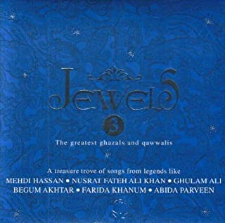 Jewels 3 - Greatest Ghazals and Qawwalis (3 CD Set - 29 Songs from Legends)