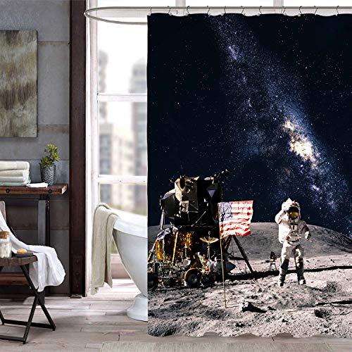 cortinas ducha lunares