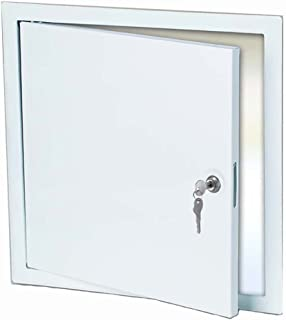 Premier 3000 Series Steel Universal Access Door 24 x 24 (Keyed Cylinder Latch)