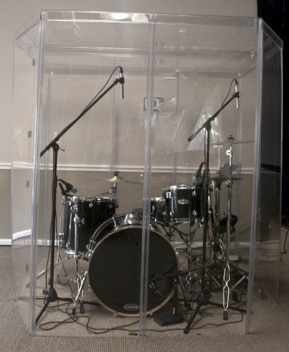 Best Drum Shields For Church Worship Take Control Of The