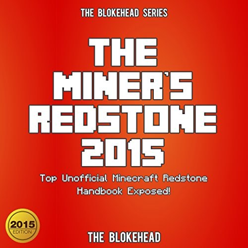 The Miner's Redstone 2015 cover art