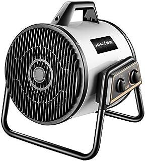 XGGYO Calefactor Eléctrico, 3 Configuraciones de Calor, Calentador Industrial Resistente, Adapta Perfectamente a Talleres, Garajes, Oficinas y en el Hogar/Como se muestra / 3000w