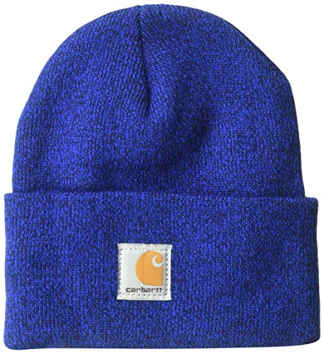 Carhartt Kids' Big Boys' Acrylic Watch Hat, Royal, Youth