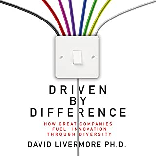 Driven by Difference cover art