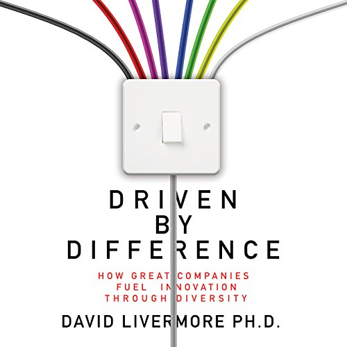 Driven by Difference audiobook cover art