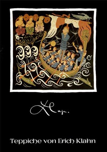 Teppiche von Erich Klahn 1929 - 1978
