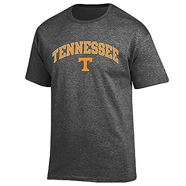 Elite Fan Shop Tennessee Volunteers Tshirt Varsity Charcoal - L