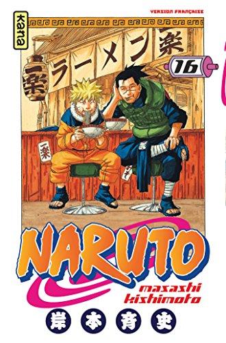 Naruto, tome 16