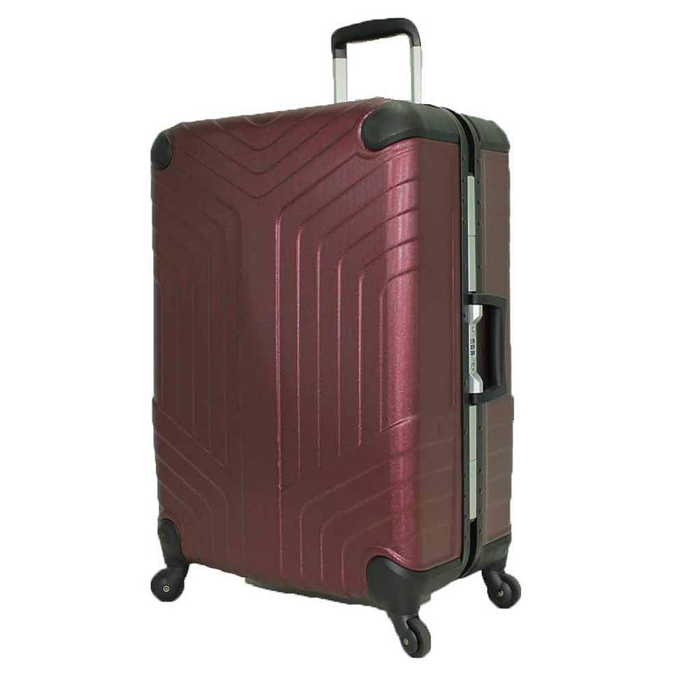 乙女救いホスト[プレジデント]President スーツケース 大型 アルミフレーム Lサイズ 大容量 STRATA