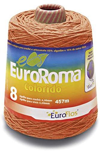Euroroma 640750, Barbante 4/8 Fios, Multicolor