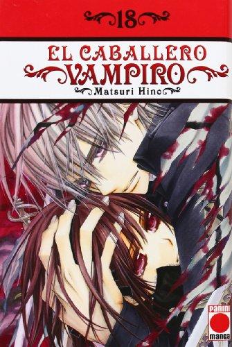 El Caballero Vampiro 18 (Manga-Caballero Vampiro)