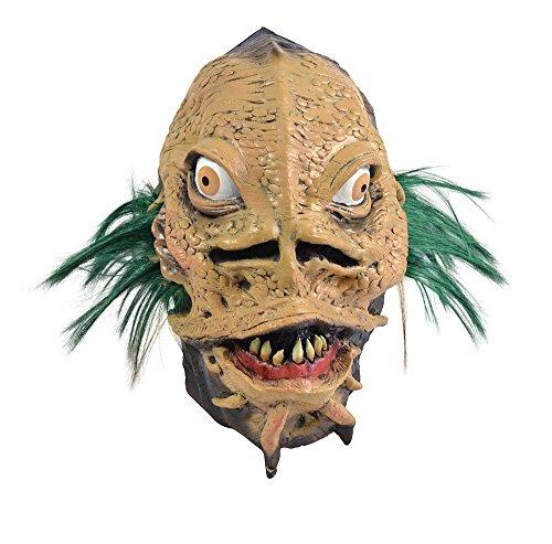 Reptile Fish Mask Accessory Animal Fancy Dress