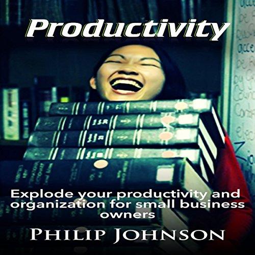 Productivity cover art