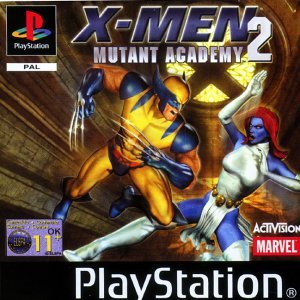 X-Men : Mutant Academy 2 (PS) by ACTIVISION