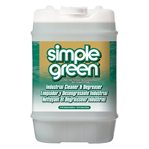 Simple Green Industrial Cleaner/Degreaser, White (13006)