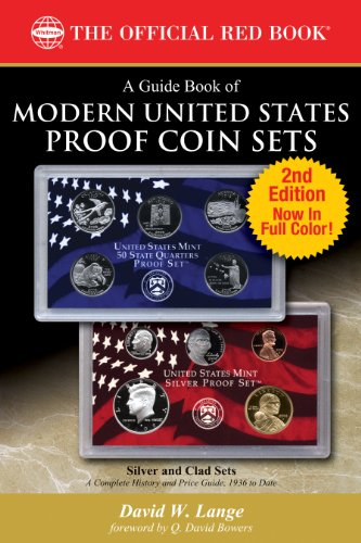 A Guide Book of Modern United States Proof Coin Sets (The Official...