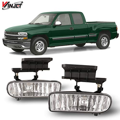 03 chevy tahoe fog lights - 4