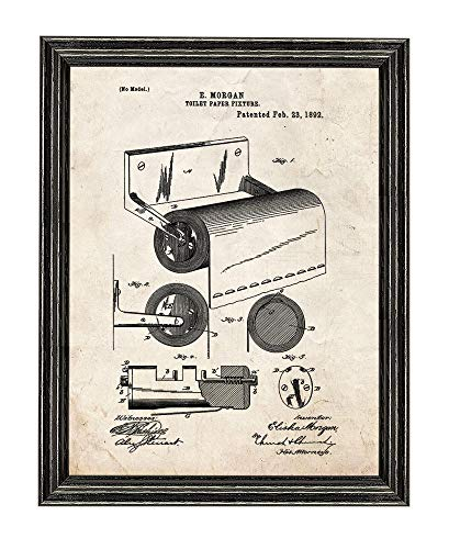 Top 10 best selling list for toilet paper holder patent drawings