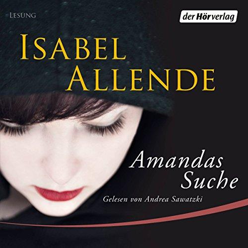 Amandas Suche audiobook cover art