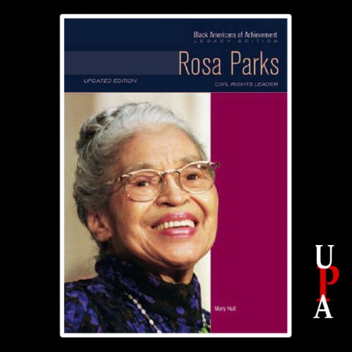 Black Americans of Achievement: Rosa Parks cover art
